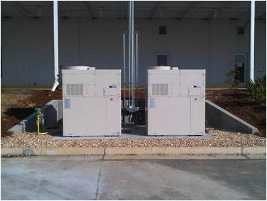 Yanmar_CP10NW-SP Propane test units